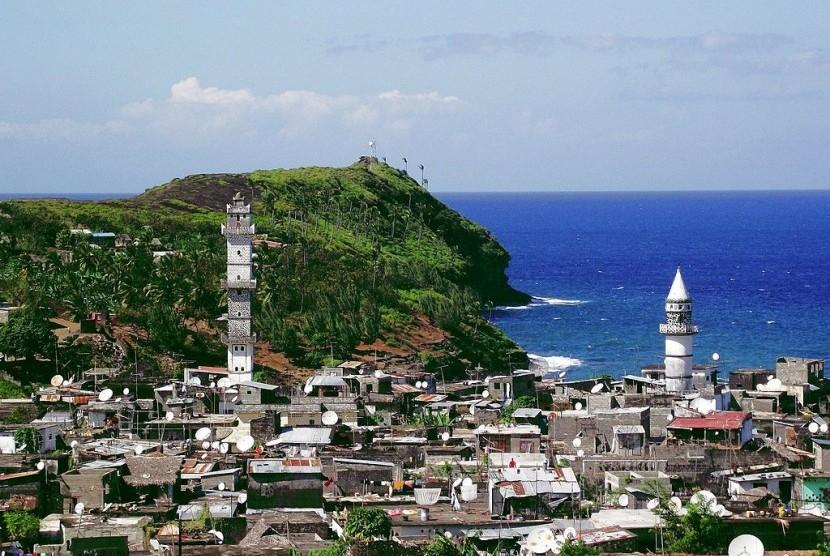 Masjid di Komoro