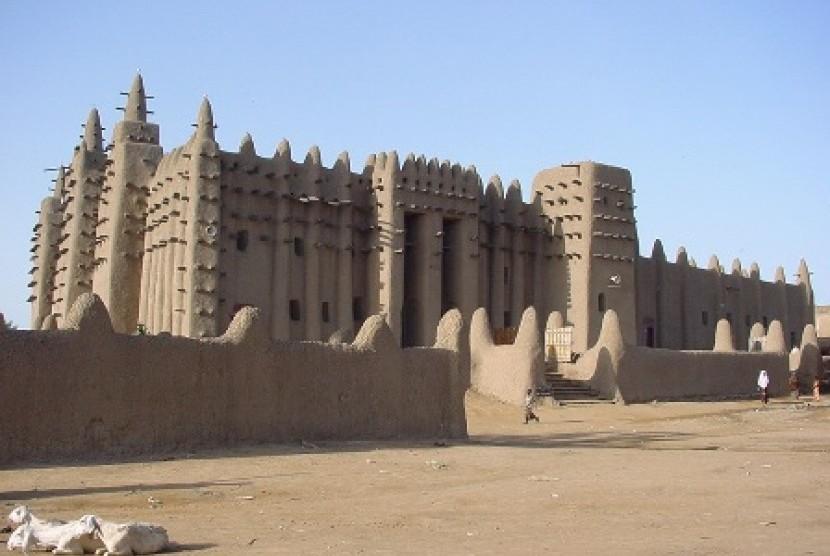 Begini Potret Perpaduan Budaya Islam dan Afrika