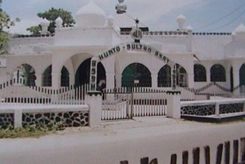Masjid Hunto Gorontalo