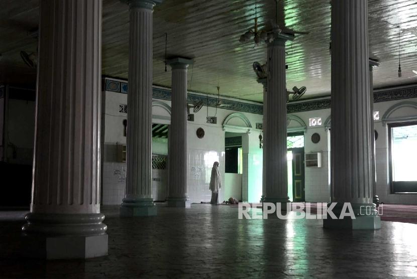 Masjid-Masjid Bersejarah di Jakarta