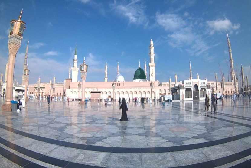 Jejak Perluasan Masjid Nabawi