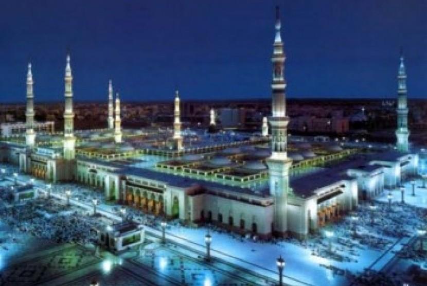 Masjid Nabi di Madinah