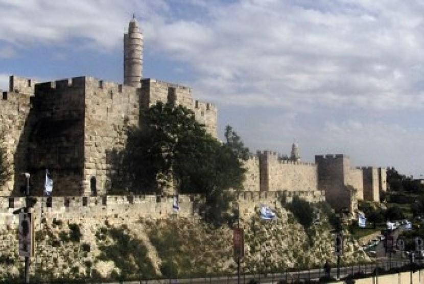 Masjid Qala'ah  Dijadikan Museum oleh Zionis Israel dan tak Lagi Azan