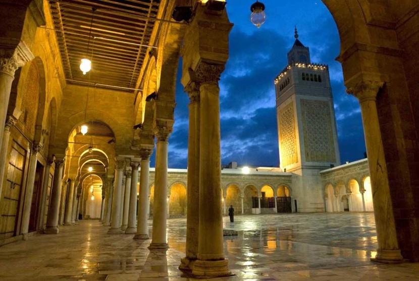 Masjid Zaytuna, Tunisia