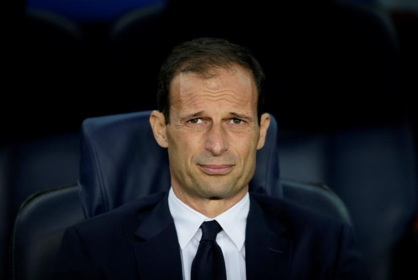 Jelang Derbi d'Italia, Allegri Sanjung Pelatih Inter Milan