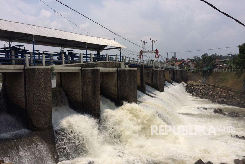 Bogor Hujan, Ketinggian Air Katulampa Masuk Status Siaga
