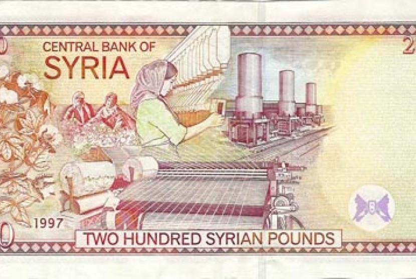 Mata Uang Suriah