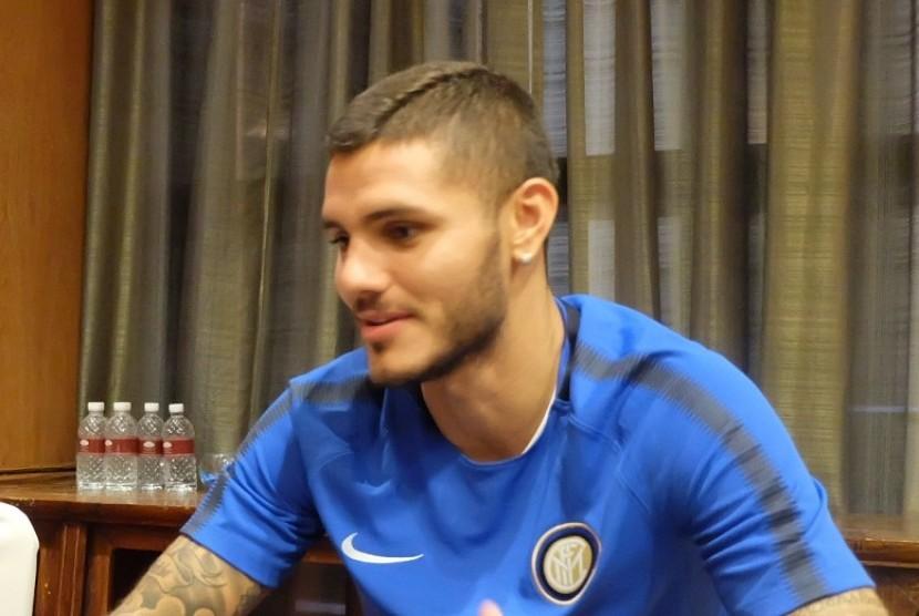 Icardi: Terlalu Dini Inter Milan Bicarakan Scudetto
