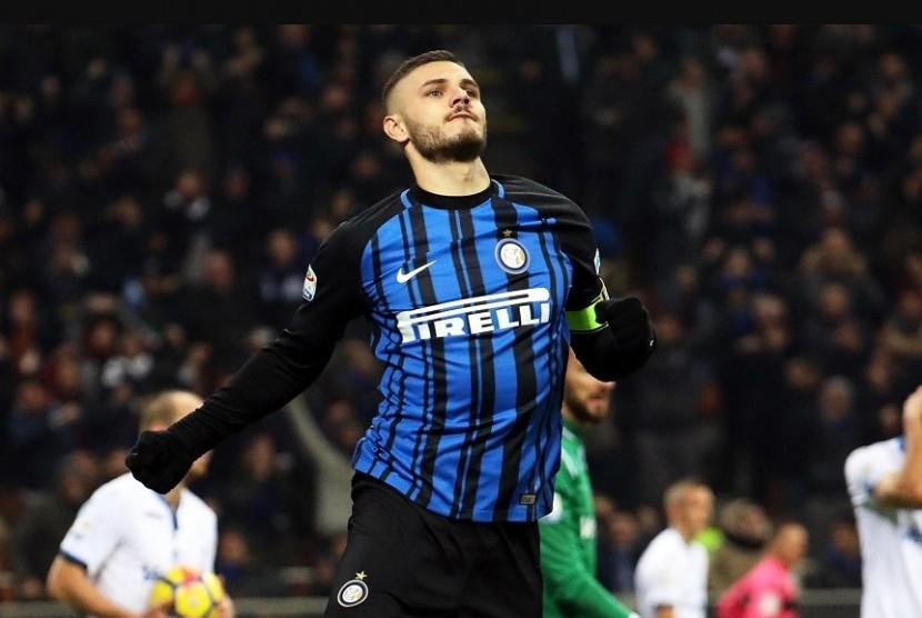 Jika tak Lolos Liga Champions, Icardi Bisa Tinggalkan Inter