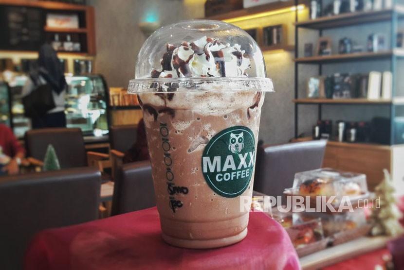 Maxx Coffee Perkaya Rasa Moka di Varian Barunya