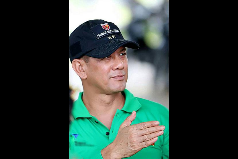 Janji Jenderal Doni Monardo Jaga Mata Air