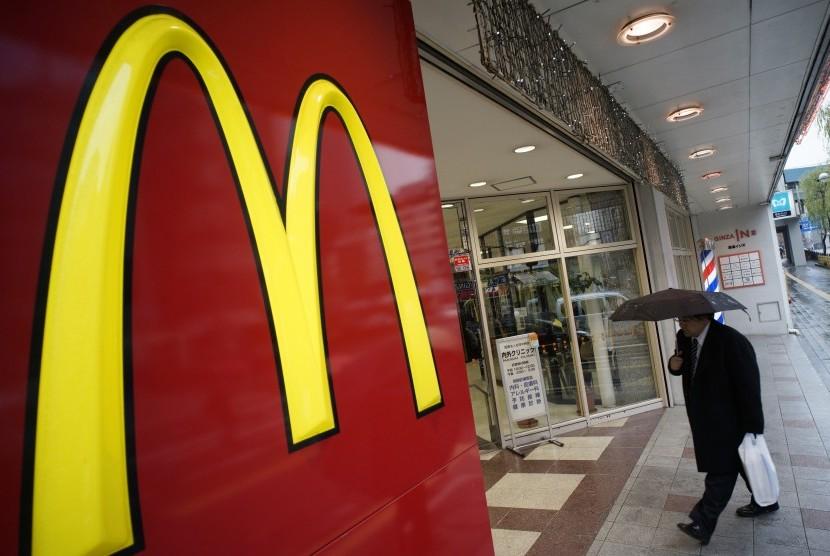 McD Singapura Minta Tamunya Makan tanpa Diganggu Ponsel