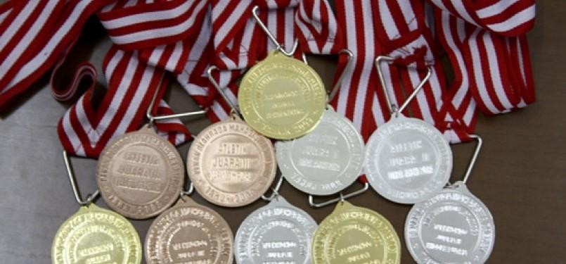 Medali (ilustrasi)