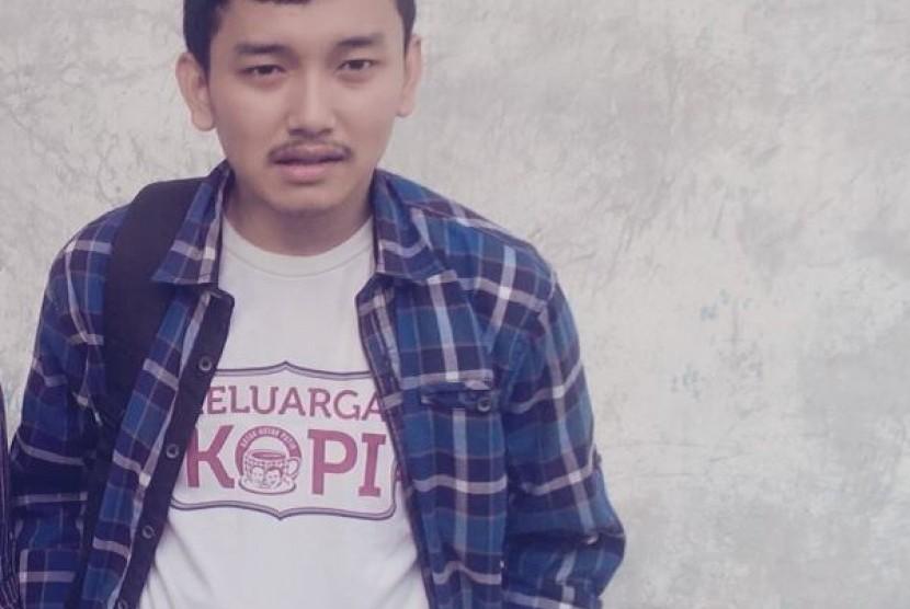 Mega Saputra, Ketua Dewan Pimpinan Daerah Ikatan Mahasiswa Muhammadiyah DKI Jakarta