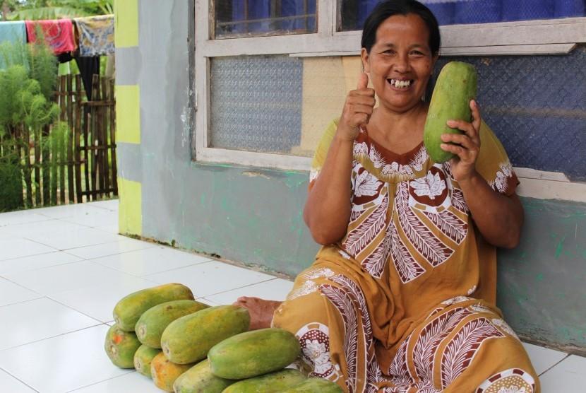 Cerita Perjuangan Petani Hingga Mampu Bangun Rumah Layak