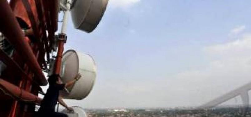 Menara Komunikasi Telkomsel