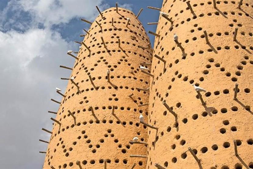 Menara Merpati Masjid Katara