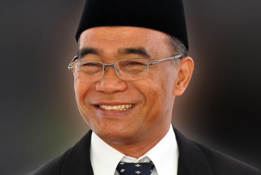 Mendikbud Prof Muhadjir Effendy.