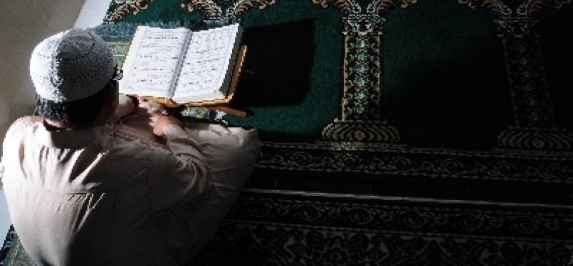 Mengisi iktikaf di malam ganjil Ramadhan dengan tadarus
