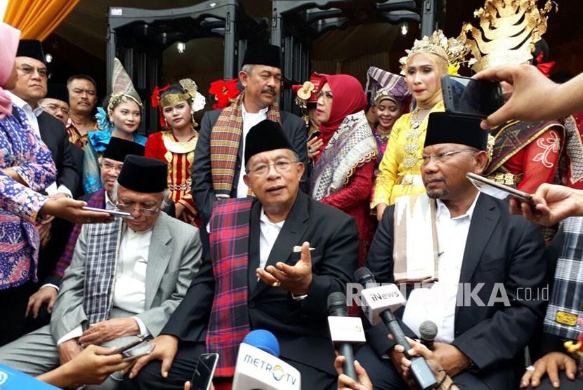 Setelah Kahiyang, Jokowi Diusulkan Diberi Marga