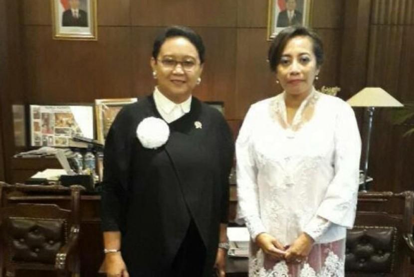 Dua Konjen Baru Indonesia di Australia adalah Perempuan