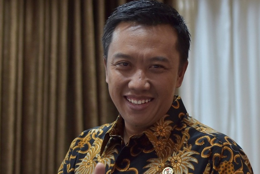 Youth and Sports Affairs Minister Imam Nahrawi