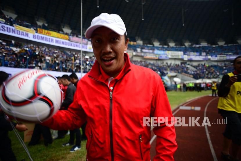 Menpora Berharap Piala Presiden Diikuti Klub Luar