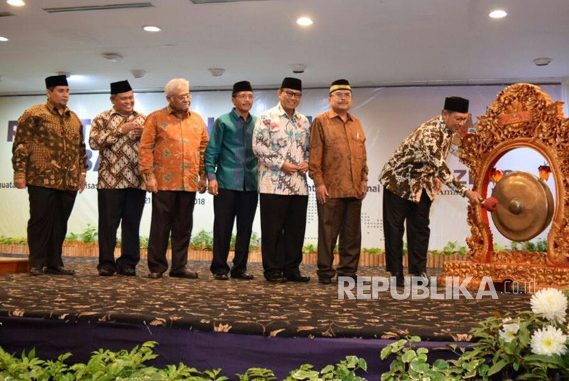 Rakernas Baznas 2018 Produced 27 Resolutions