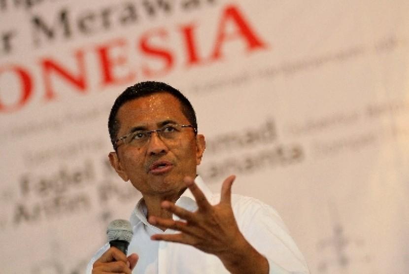 Menteri BUMN Dahlan Iskan.