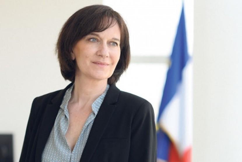 Menteri Hak-Hak Perempuan Prancis Laurence Rossignol