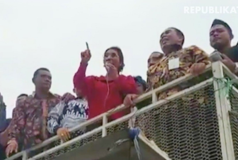 Menteri Susi: Kapal Cantrang Dilarang Keluar Laut Jawa