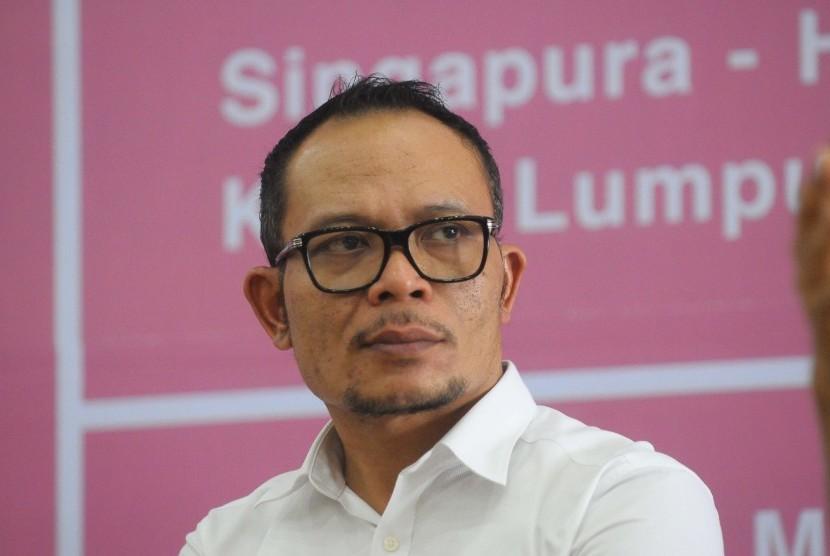 Indonesian Manpower Minister M Hanif Dhakiri