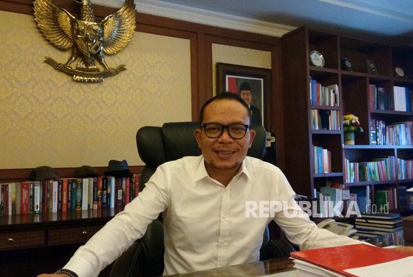 Menteri Ketenagakerjaan RI M Hanif Dhakiri