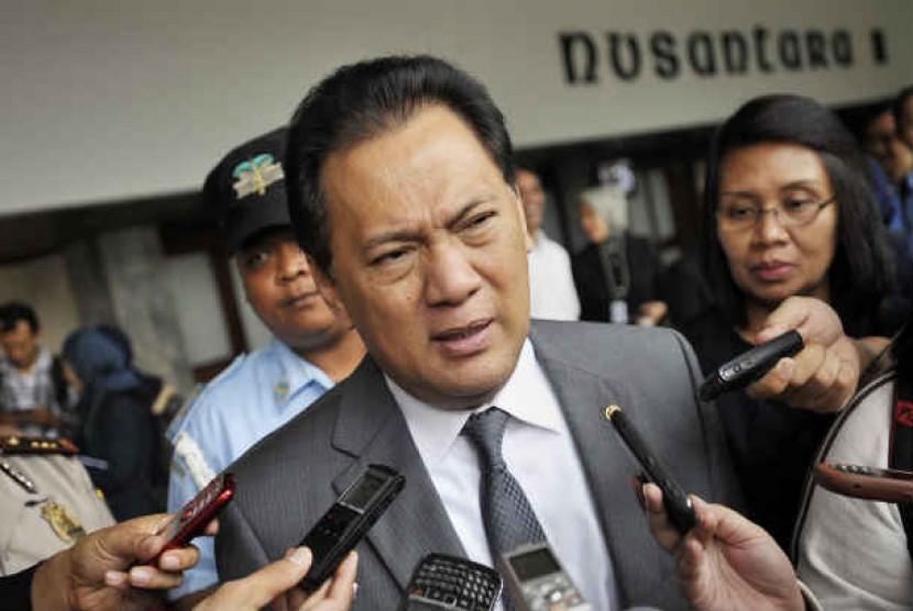 Menteri Keuangan Agus Martowardoyo