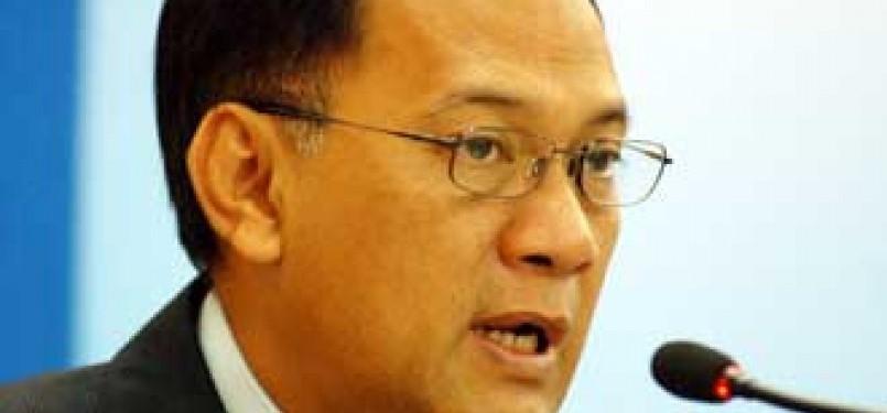 Menteri Keuangan RI, Agus Martowardojo