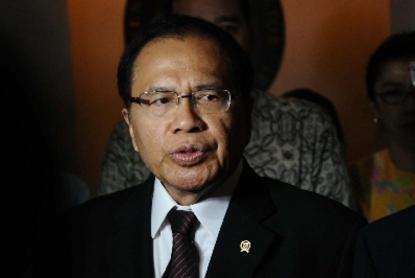 Menteri Koordinator Maritim dan Sumber Daya Rizal Ramli.