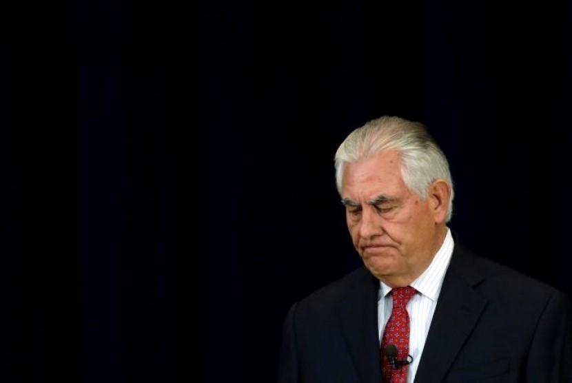 Tillerson Minta Penyelidikan HAM yang Kredibel di Myanmar