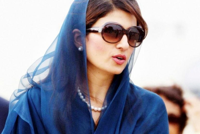 Menteri Luar Negeri Pakistan Hina Rabbani Khar