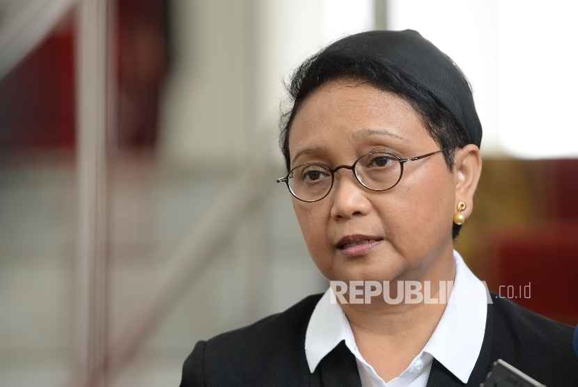 Minister of Foreign Affairs Retno Marsudi