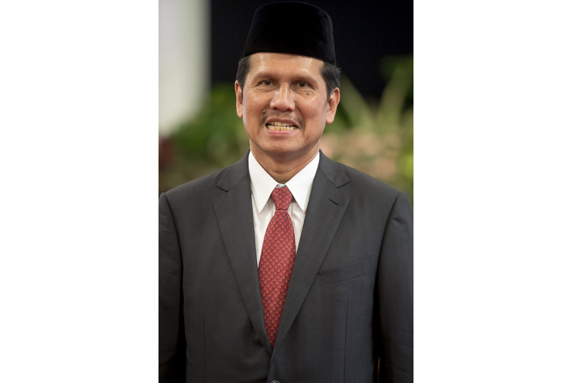 Menteri PAN dan Reformasi Birokrasi Asman Abnur