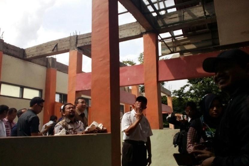 70 Persen SMP Terdampak Gempa di Garut Rampung Diperbaiki