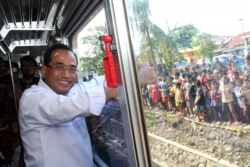 Minister of Transportation Budi Karya Sumadi