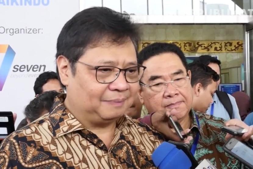 Menteri Perindustrian Republik Indonesia, Airlangga Hartarto