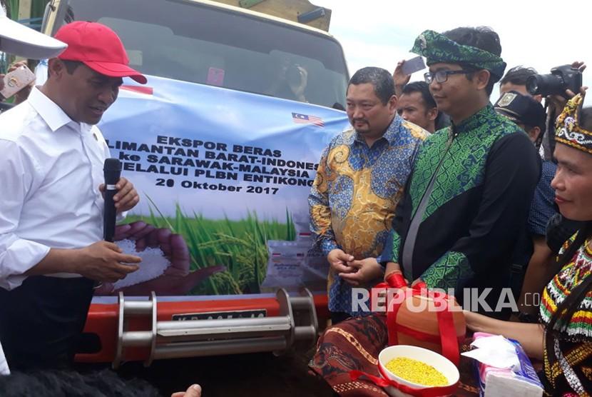 'Ekspor Beras ke Malaysia Buktikan Indonesia Surplus Beras'