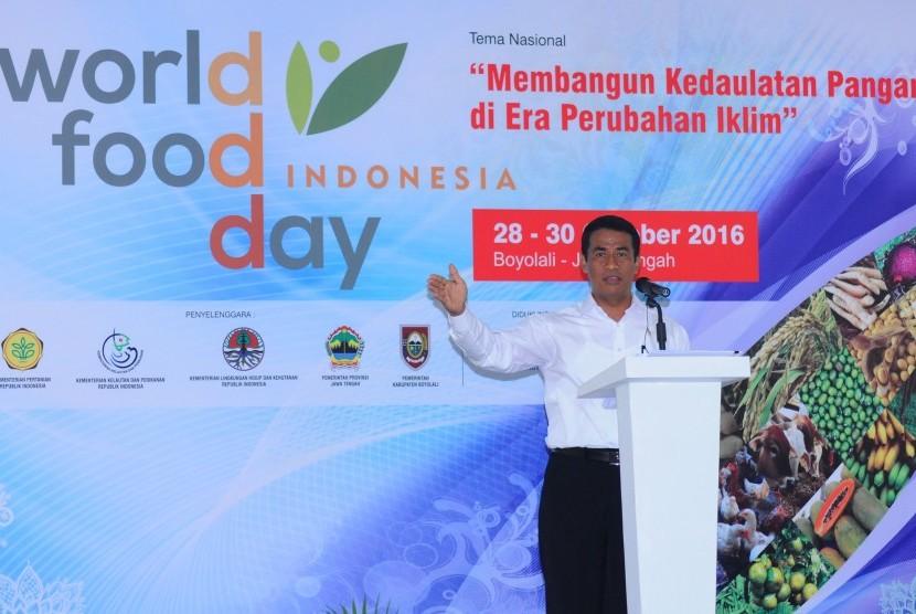 Kekayaan Ragam Pangan Indonesia Penting Disosialisasikan