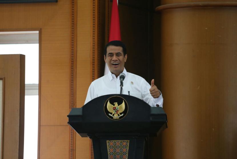 Menteri Pertanian, Andi Amran Sulaiman.