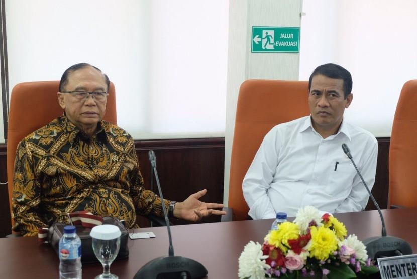 Uzbekistan Ingin Belajar Swasembada Beras dari Indonesia