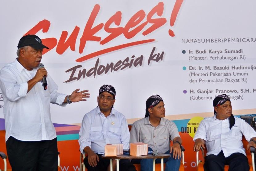 Menteri PUPR Anggap tak Ada Penolakan dr Sultan HB X