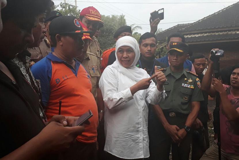 Kemensos Terjunkan Tim Dukungan Psikosial di Lombok Timur