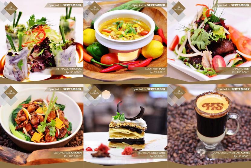 Jajal Makanan Vietnam di Hayam Wuruk Jakarta
